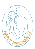 happy pregnancy logo