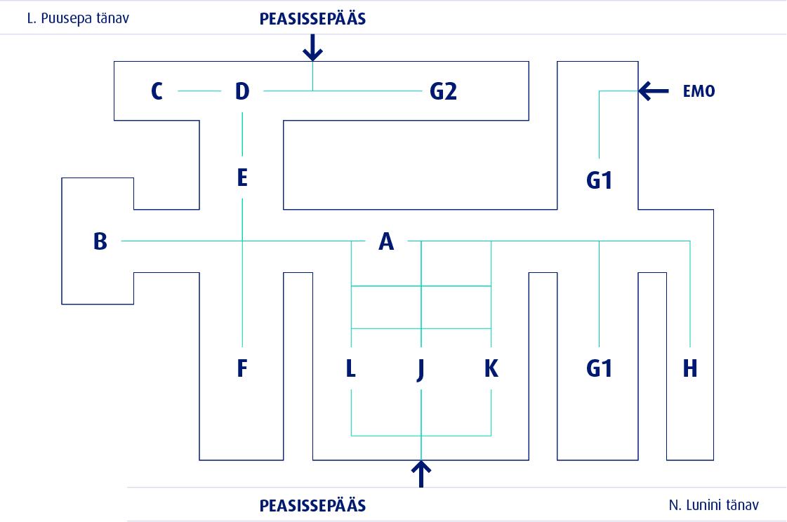 1 korrus