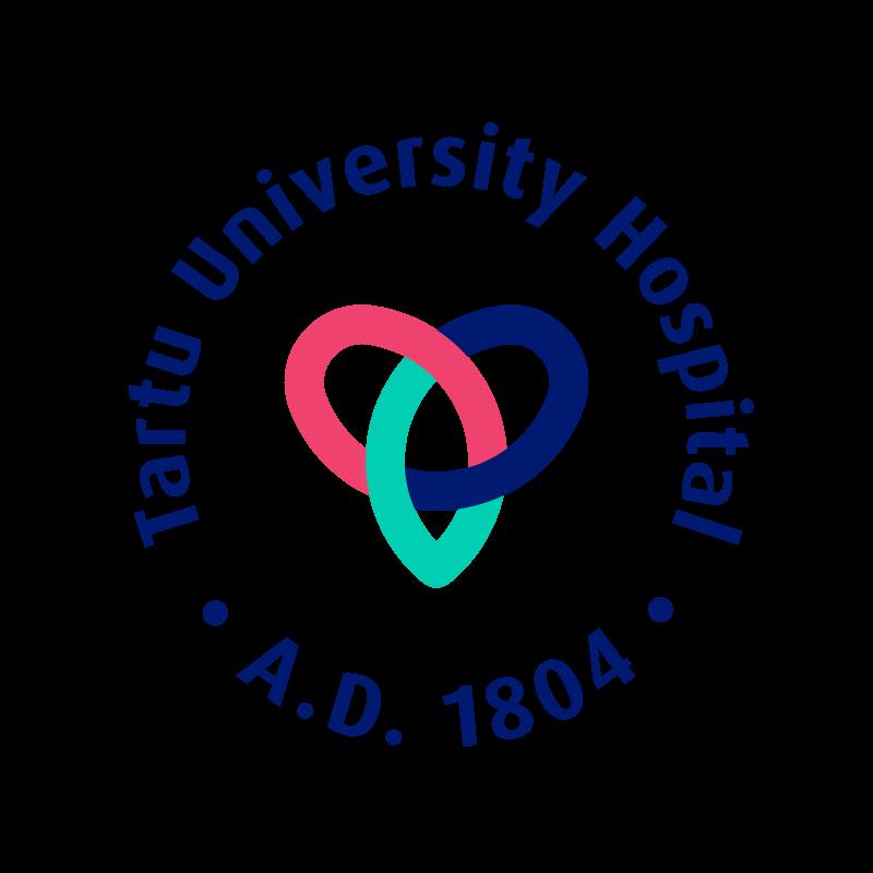 Tartu University Hospital logos - Tartu likooli Kliinikum
